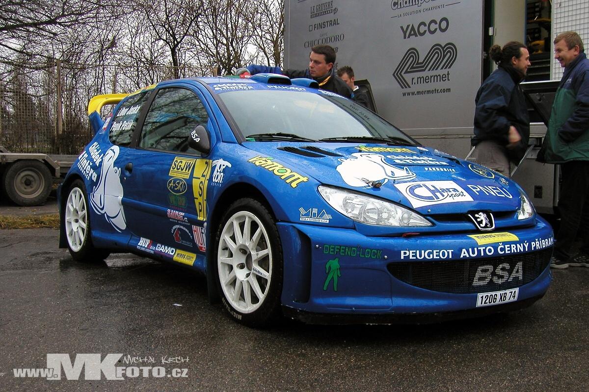 Pra sk rallysprint 2002 for Nelson honda el monte