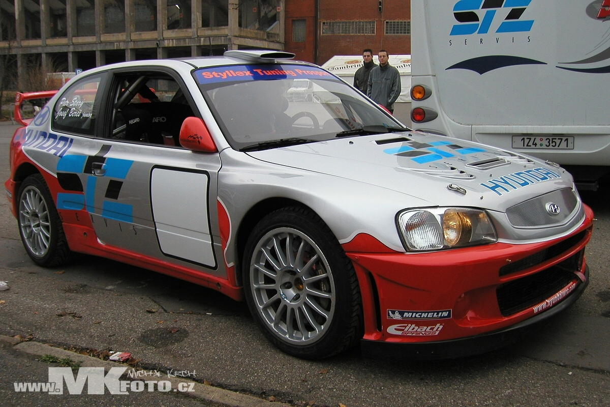 9 pra sk rallysprint 2003 for Nelson honda el monte